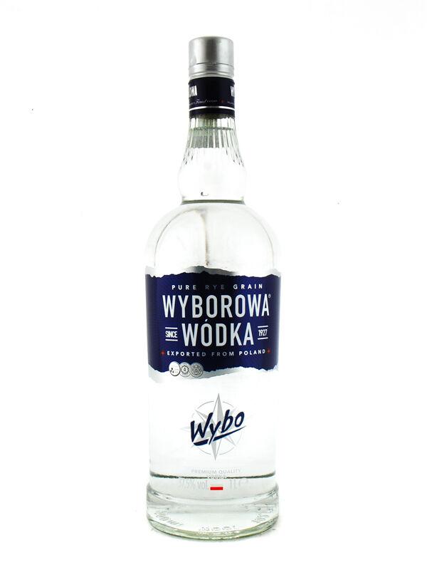 Wyborowa Vodka Wyborowa Cl 100
