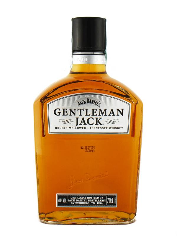 Jack Daniels Whisky Jack Daniel's Gentleman
