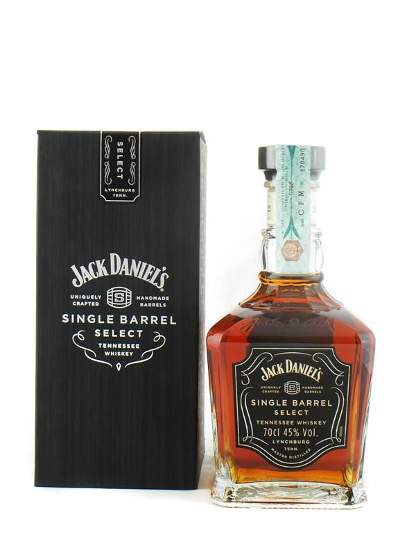 Jack Daniels Whisky Jack Daniel's Single Barrel