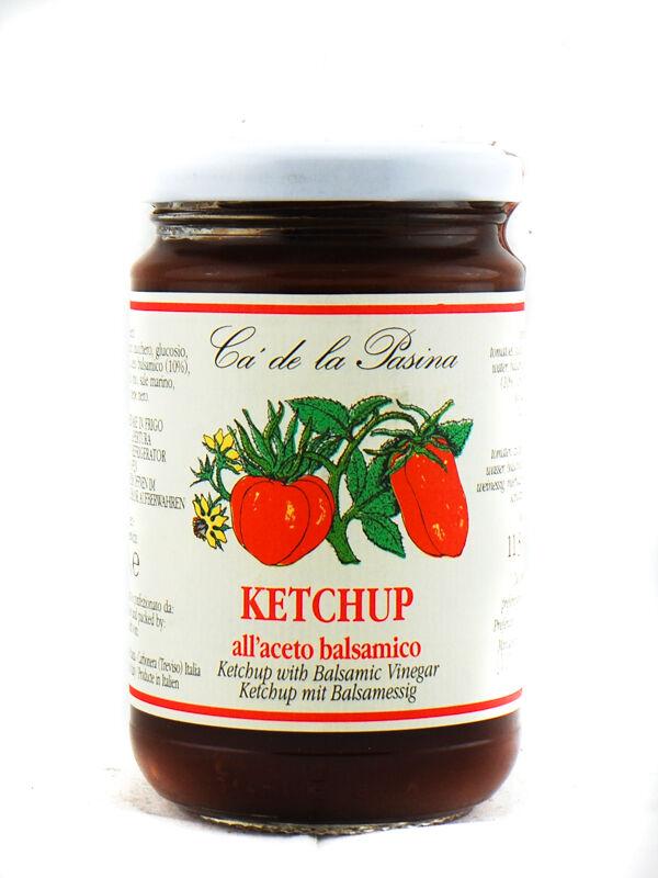 Ca' De La Pasina Ketchup Aceto Balsamico 290 Gr