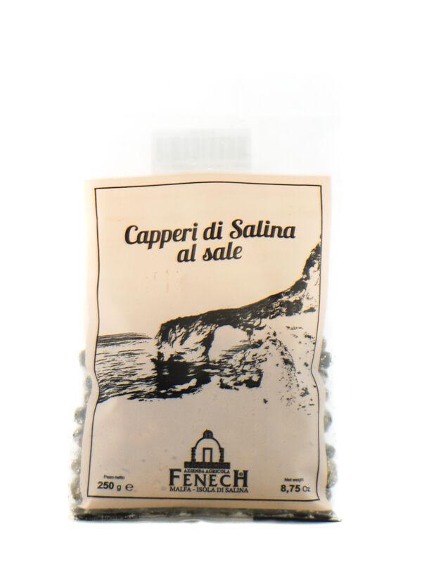 Fenech Francesco Capperi Di Salina Al Sale Fenech