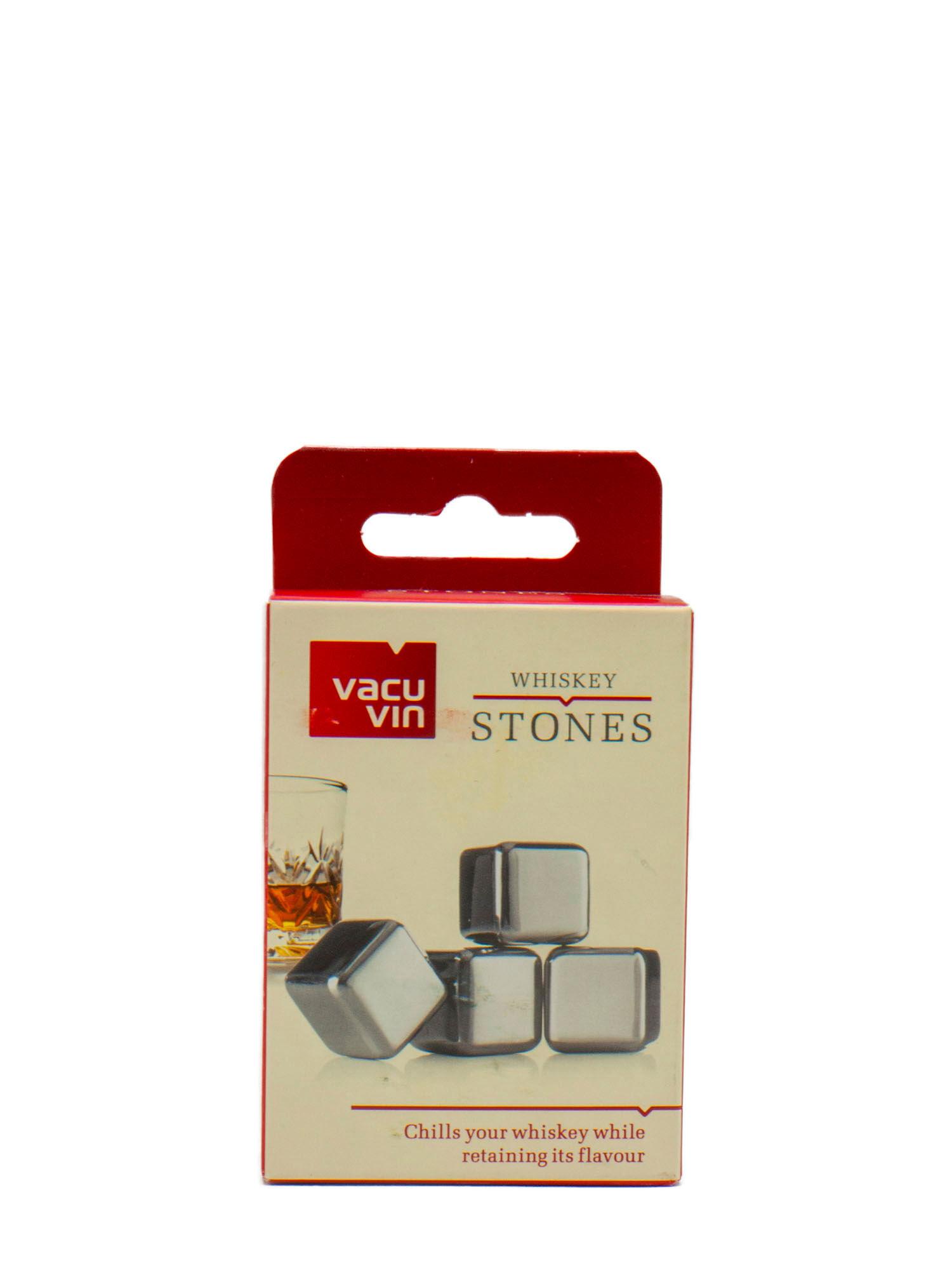Vacuvin Set 4 Ghiaccioli Perpetui - Whisky Stones