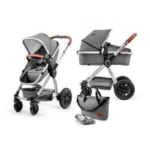 Kinderkraft Passeggino duo 2 in 1 Veo grey