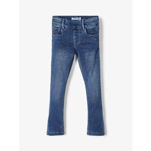 name it Girls Jeans Nmfpolly medium denim blu
