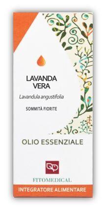 Fitomedical Snc Di Moretti G. Lavanda Vera Convenzionale Olio Essenziale 10 Ml