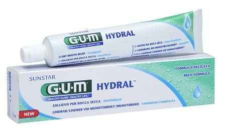 Sunstar Italiana Srl Gum Hydral Dentifricio 75 Ml
