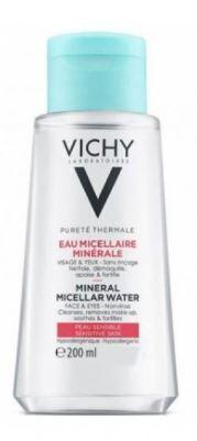 vichy purete thermale acqua micellare pelli sensibili 200 ml