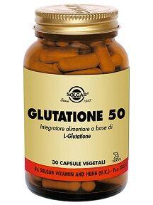 solgar it. multinutrient spa glutatione 50 30 capsule vegetali