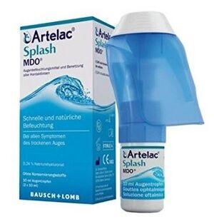 Bausch & Lomb Baush & Lomb Artelac Splash Multidose Mdsc Collirio 1 Flacone 10 Ml