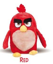 Innoliving Spa Angry Birds Red Peluche Riscaldabile