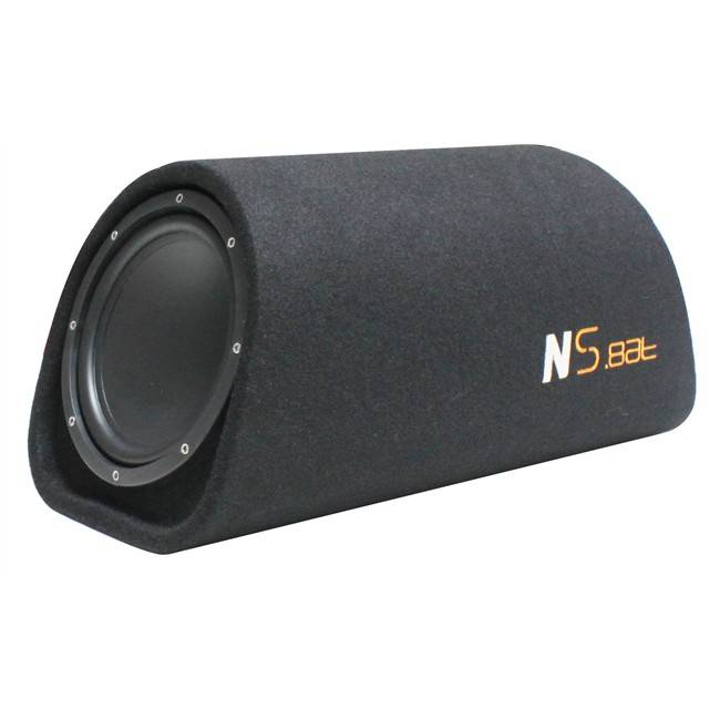 Subwoofer Amplificato Norauto Sound Ns-8at 20 Cm