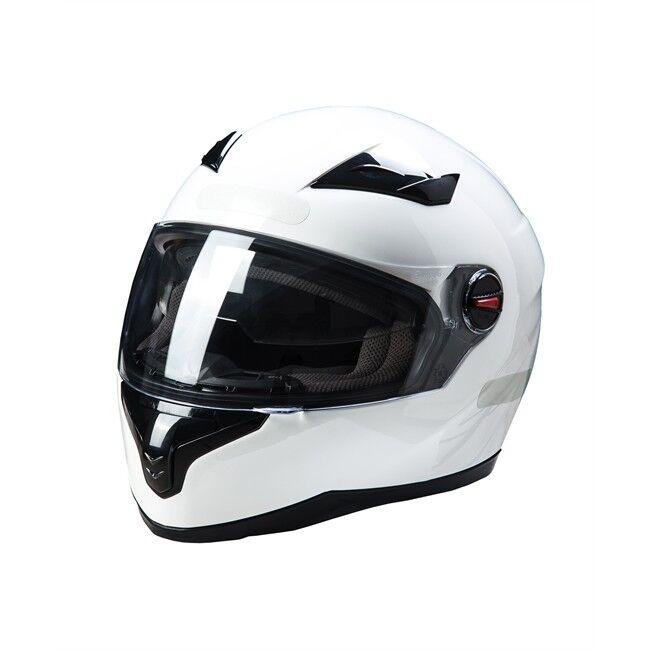 Norauto Casco Ride Gral 901 Colore Bianco Taglia M