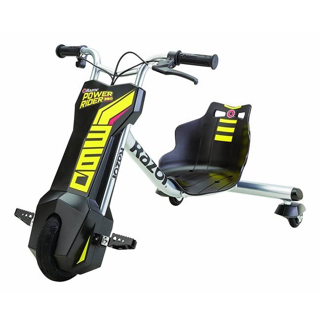 Power Ride 360 Razor Elettrico