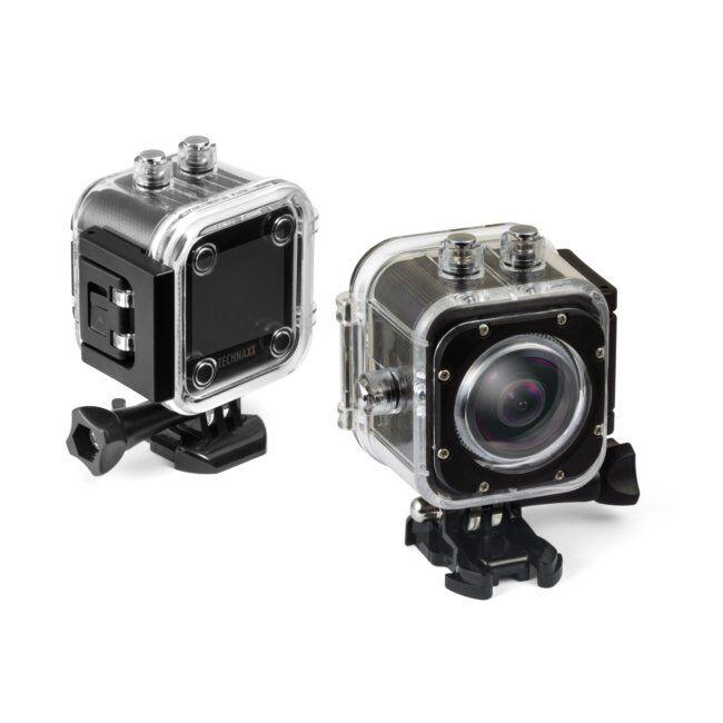 Norauto Action Camera Technaxx 360° Full Hd