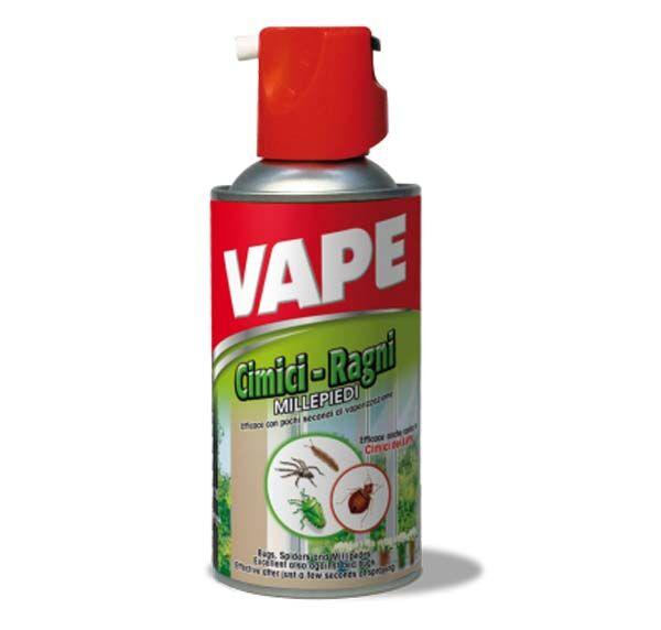 VAPE Insett.spray cimici vape ml.300 2018703 VAPE