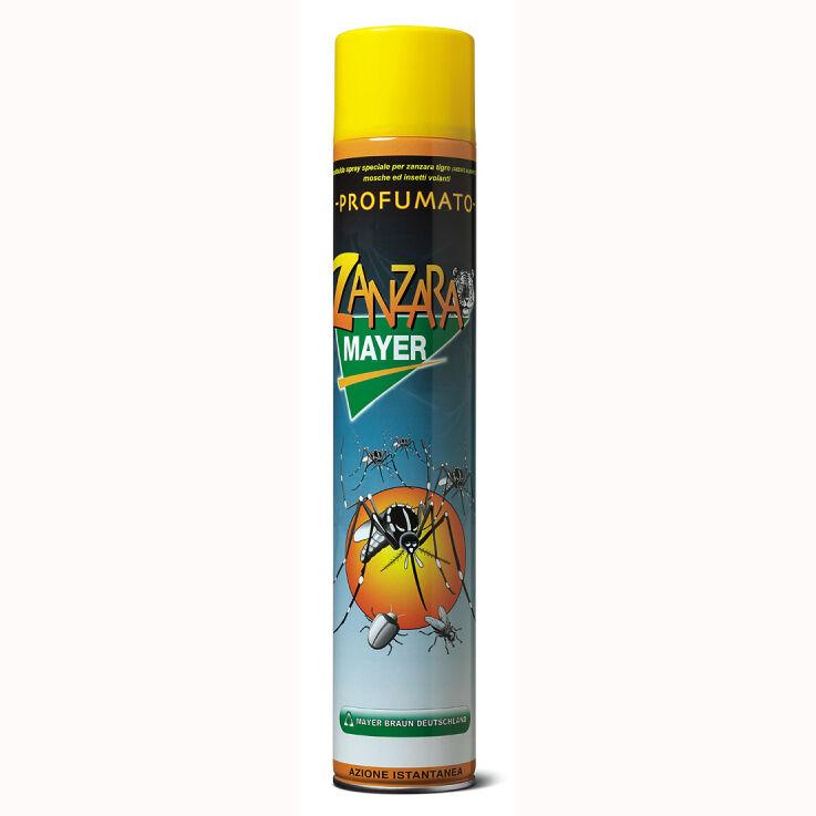MAYER BRAUN Insetticida zanzara mayer tigre ml.500 MAYER BRAUN