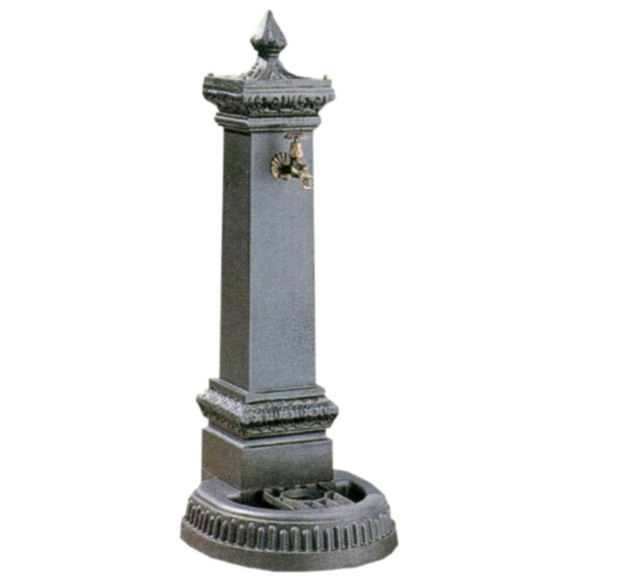 PERINCIOLI Fontana ghisa h 120 tipo milano art.3 PERINCIOLI