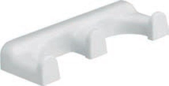 METAFORM Appendiabito bianco serie linea 288 METAFORM