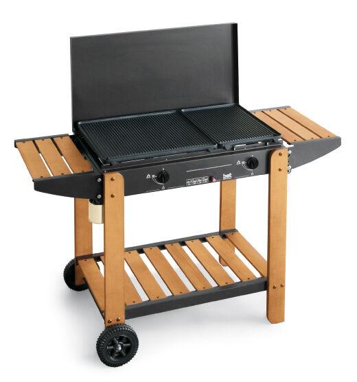 B.S.T. Barbecue multigas lugano 586 art.612586 B.S.T.