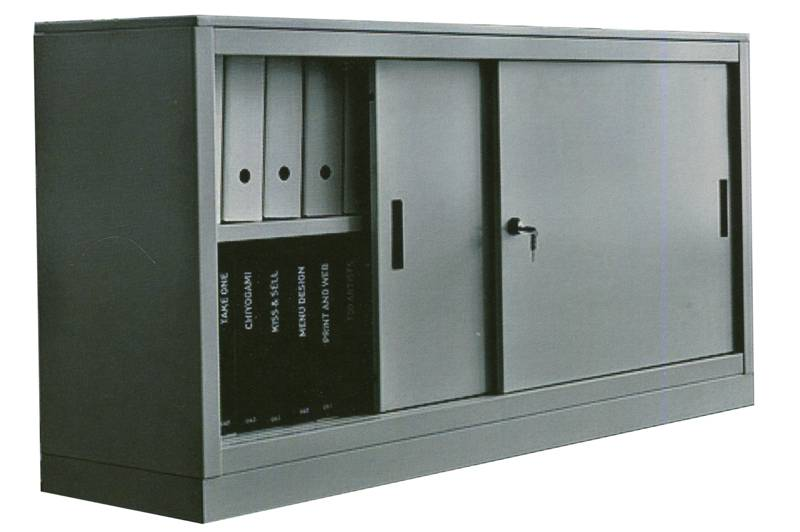 BERTOLESI Armadio ante scorr.mod.512 cm.180x200x45 BERTOLESI