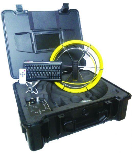 TECNIX Telecamera video ispezione art.video 7 TECNIX