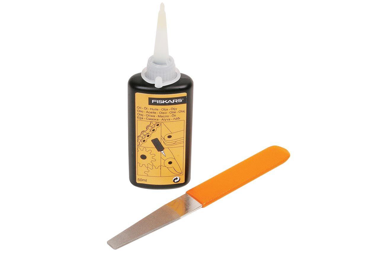 FISKARS Kit di manutenzione-affilatura 1001640 FISKARS