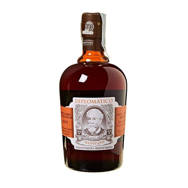 Rum Diplomático Mantuano Extra Anejo [0.70 lt]