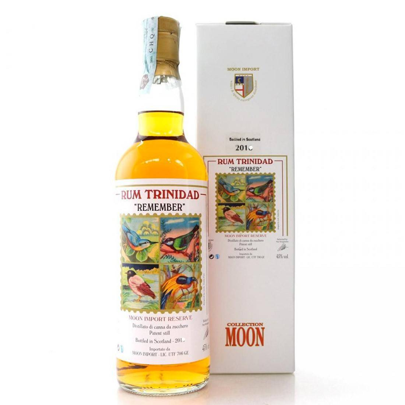 Rum Selezione Trinidad Remember - Moon Import [0.70 lt]