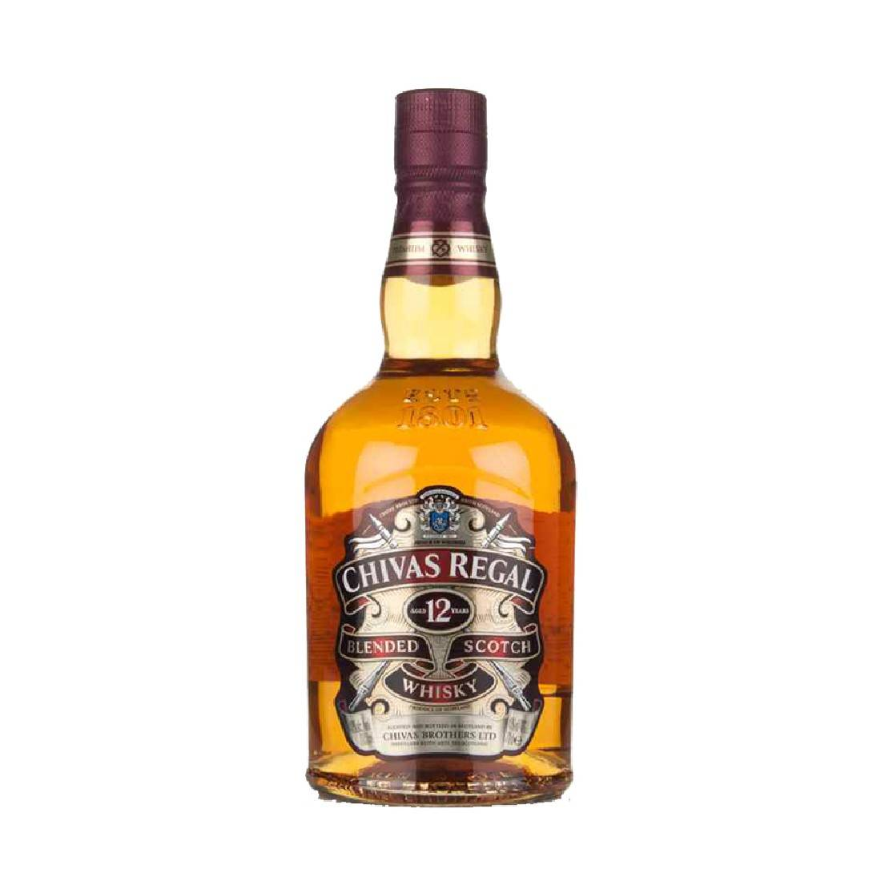 Whisky Chivas Regal 12 Anni - Chivas Regal [0.70 lt]