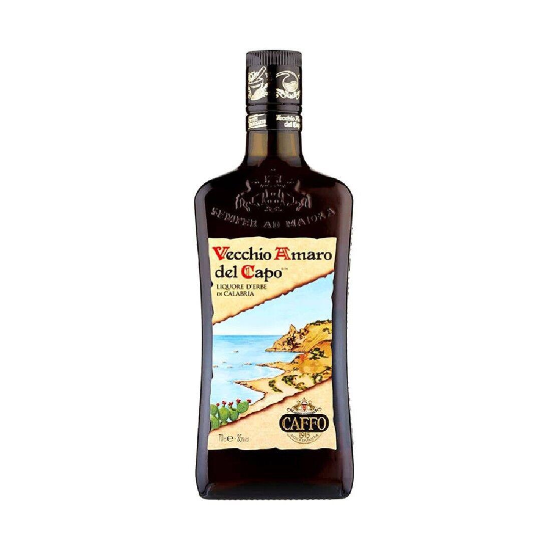 Vecchio Amaro del Capo - Caffo [0.70 lt]
