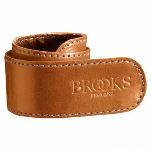 Brooks England Trouser Strap One Size Honey