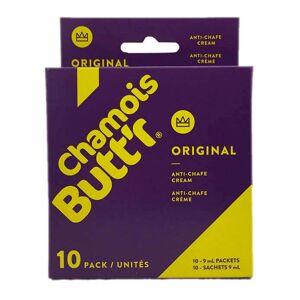 Chamois Butt´r Original Anti-chafe Cream 9ml X 10 Units One Size