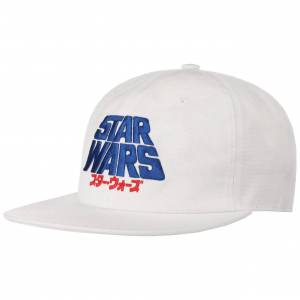 dedicated Cappellino Star Wars Unstruct by dedicated in bianco, Gr. One Size