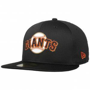 New Era Cappellino 59Fifty Clubhouse Giants by New Era in nero, Gr. 7 3/8 (58,7 cm)