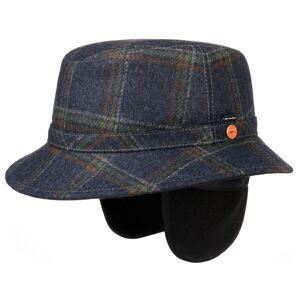Mayser Cappello con Paraorecchie Stuart Blue by Mayser in blu scuro, Gr. 58 cm