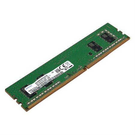 Lenovo Memoria desktop Lenovo 4 GB DDR4 2.400 MHz non-ECC UDIMM