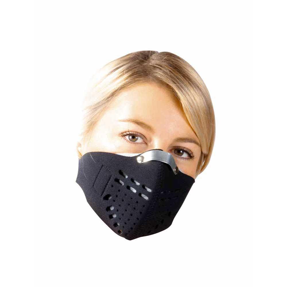 Bering Mascherina Anti Inquinamento One Size Black