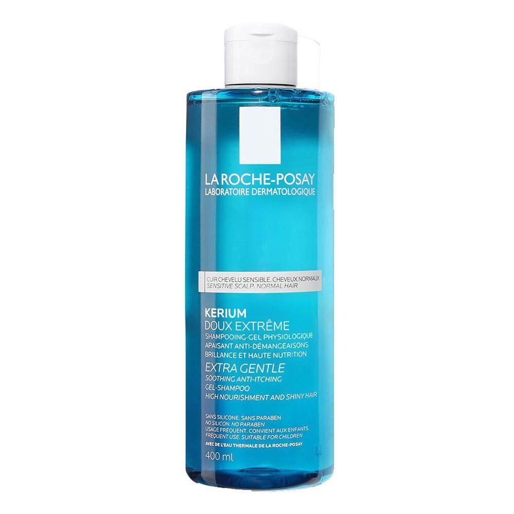 La Roche Posay Kerium Extra Gentle Shampoo 400ml One Size