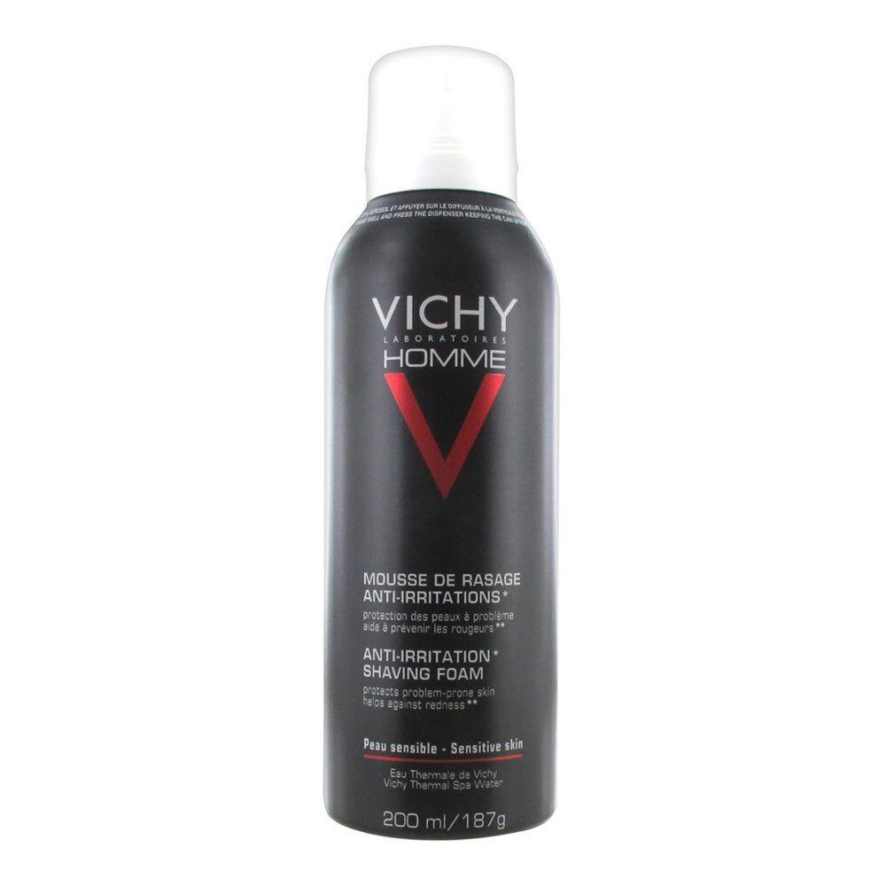 Vichy Anti-irritation Shaving Foam Sensitive Skin 200ml One Size