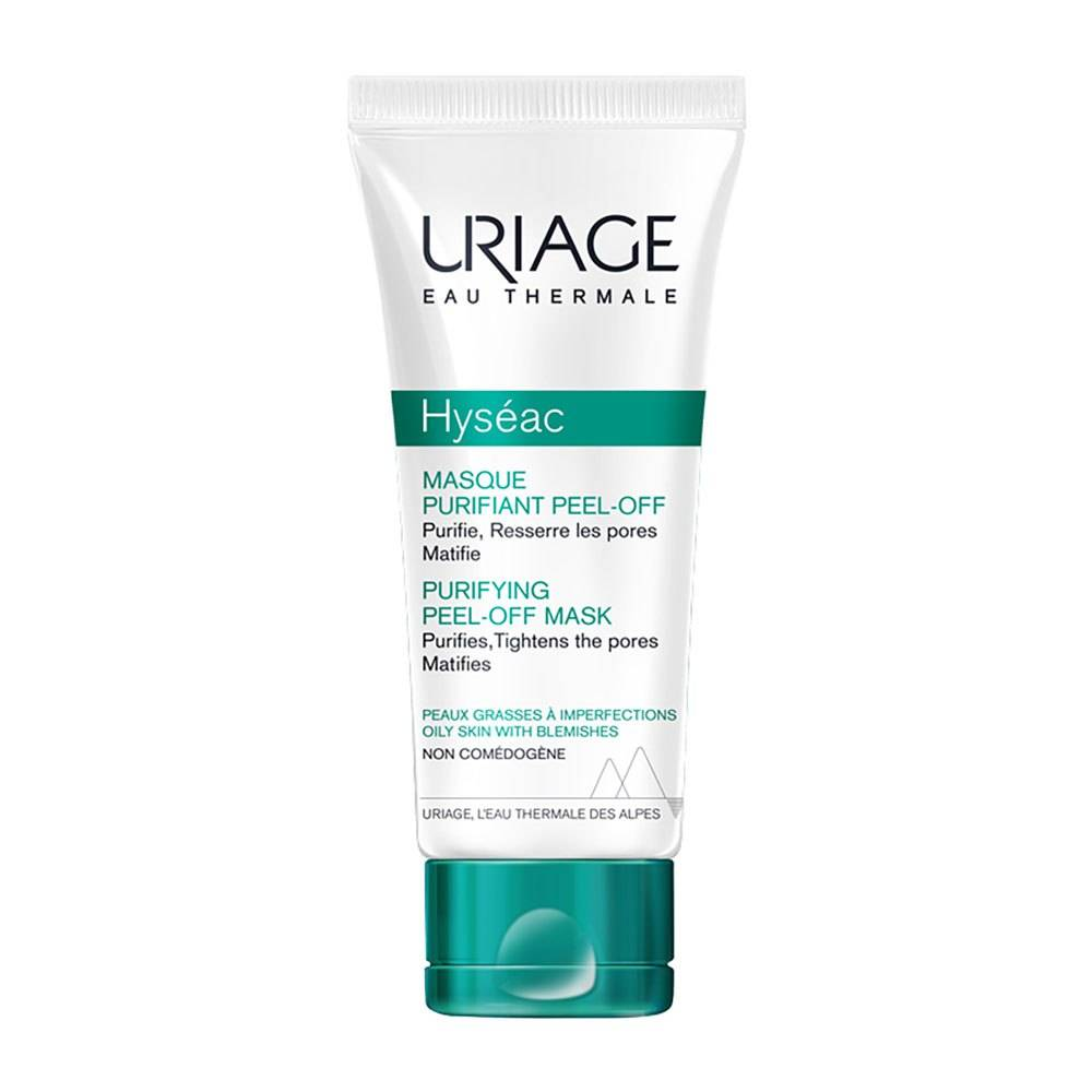 Uriage Hyseac Purifying Peel-off Mask 50ml One Size