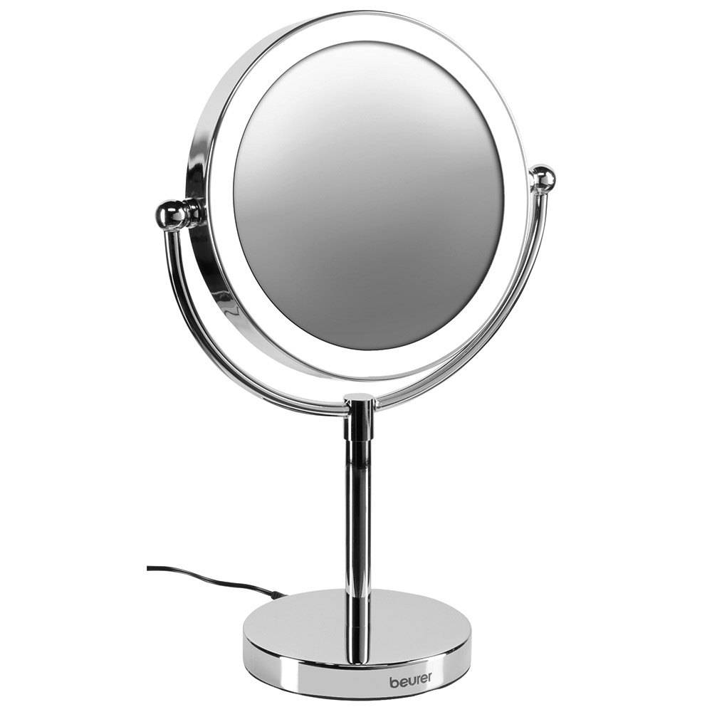 Beurer Bs 69 Illuminated Cosmetic Mirror One Size Silver