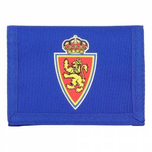 Safta Real Zaragoza Wallet One Size Blue