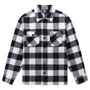 Dickies Camicia Manica Lunga New Sacramento Xxs Black