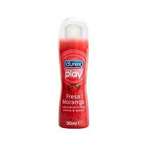 Durex Play Strawberry Morango 50ml One Size