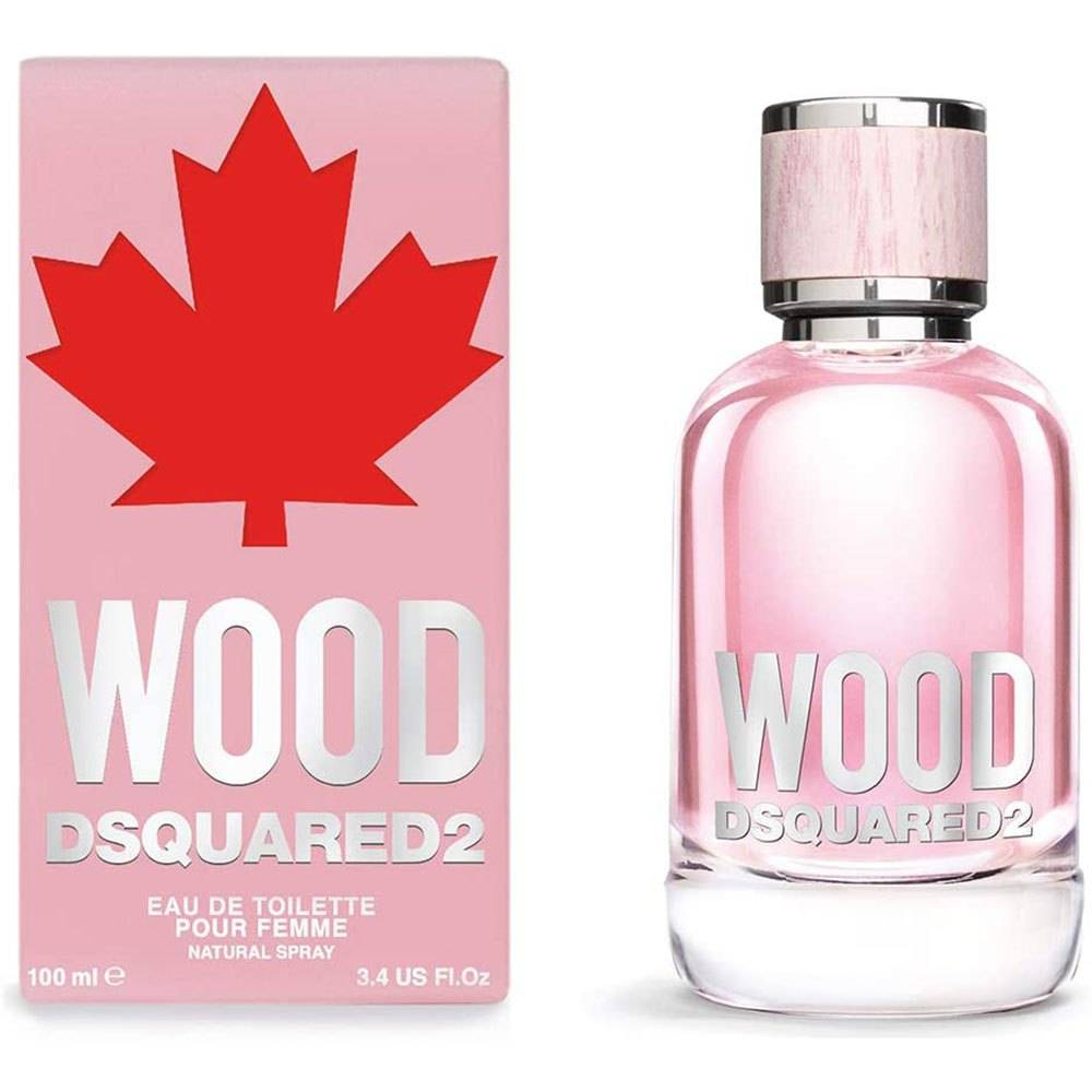 Dsquared2 Wood 100ml One Size