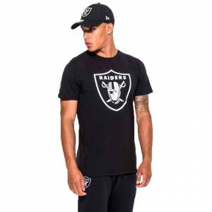 New Era Oakland Raiders Team Logo XS Black