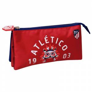 Cyp Brands Atletico Madrid Triple One Size Red