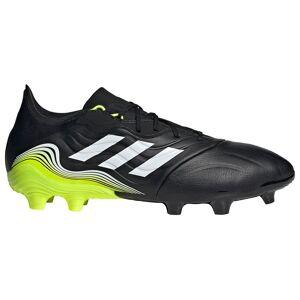 Adidas Scarpe Calcio Copa Sense.2 Fg EU 42 2/3 Core Black / Ftwr White / Solar Yellow