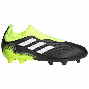 Adidas Scarpe Calcio Copa Sense.3 Ll Fg J EU 38 2/3 Core Black / Ftwr White / Solar Yellow