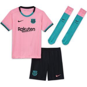 Nike Fc Barcelona Third Breathe Mini Kit 20/21 L Pink Beam / Black